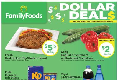 Family Foods Flyer March 5 to 11