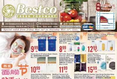 BestCo Food Mart (Scarborough) Flyer March 5 to 11