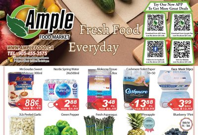 Ample Food Market Flyer March 5 to 11