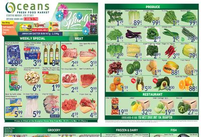 Oceans Fresh Food Market (Brampton) Flyer March 5 to 11