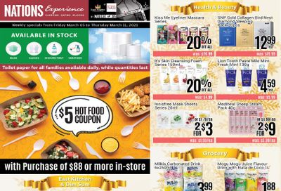 Nations Fresh Foods (Toronto) Flyer March 5 to 11