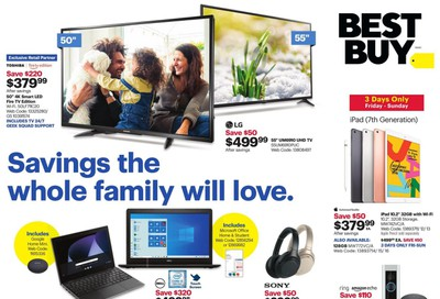 Best Buy Flyer February 14 to 20