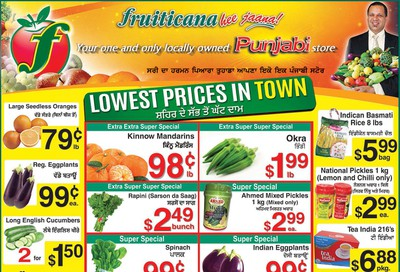Fruiticana (BC) Flyer February 14 to 19