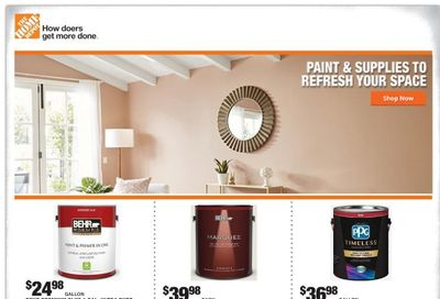 The Home Depot Weekly Ad Flyer March 4 to March 11