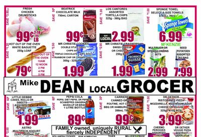 Mike Dean's Super Food Stores Flyer March 5 to 11