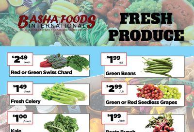 Basha Foods International Flyer March 5 to 18