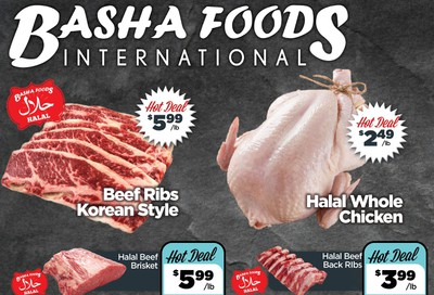 Basha Foods International Flyer February 11 to 17