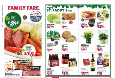 Family Fare Weekly Ad Flyer March 7 to March 13