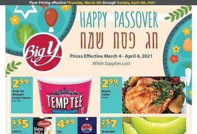 Big Y Weekly Ad Flyer March 4 to April 4