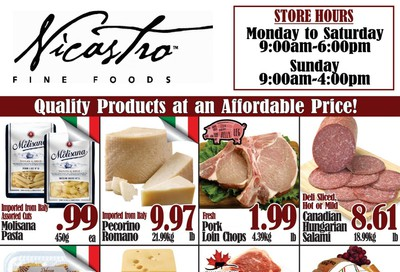 Nicastro Fine Foods Flyer February 17 to March 1
