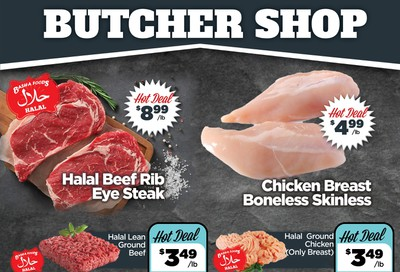Basha Foods International Flyer February 18 to 24