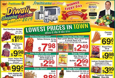 Fruiticana (BC) Flyer October 11 to 16