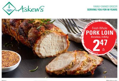 Askews Foods Flyer March 7 to 13