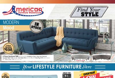 American Furniture Warehouse Weekly Ad Flyer March 7 to March 13