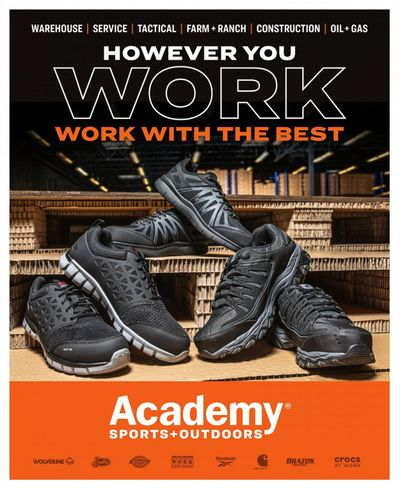 Academy Sports Weekly Ad Flyer March 8 to April 17