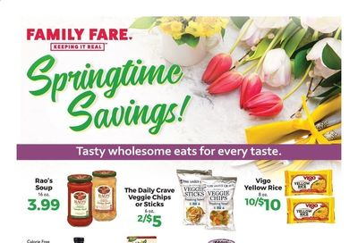 Family Fare Weekly Ad Flyer February 28 to May 1