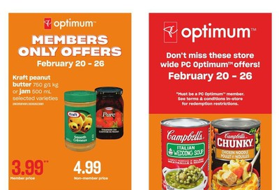 Loblaws (ON) Flyer February 20 to 26