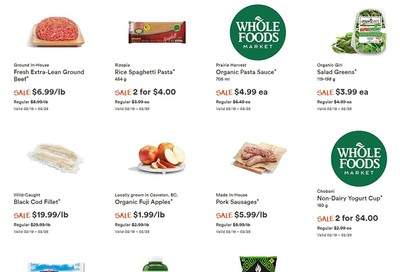 Whole Foods Market (West) Flyer February 19 to 25