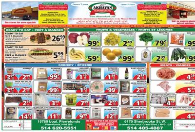 Akhavan Supermarche Flyer February 19 to 25