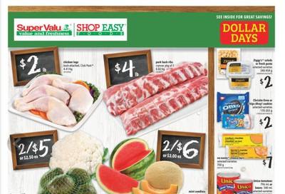 Shop Easy & SuperValu Flyer February 21 to 27