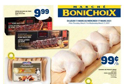 Marche Bonichoix Flyer March 11 to 17
