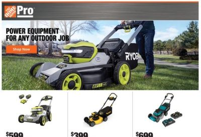 The Home Depot Weekly Ad Flyer March 8 to March 15