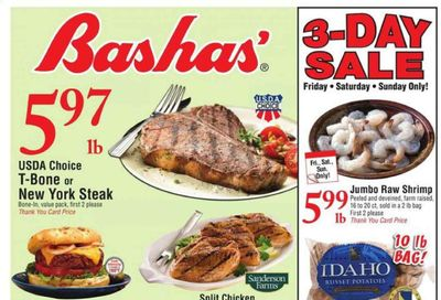 Bashas' Weekly Ad Flyer March 10 to March 16