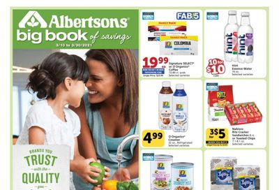 Albertsons Weekly Ad Flyer March 10 to March 30
