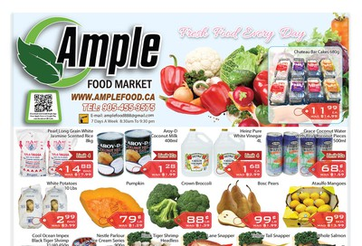 Ample Food Market Flyer February 21 to 27