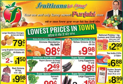 Fruiticana (BC) Flyer February 21 to 26