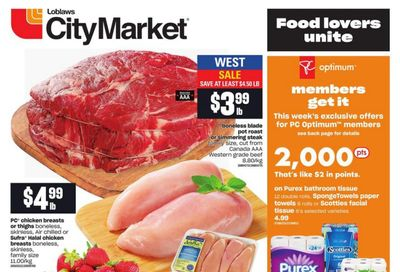 Loblaws City Market (West) Flyer March 11 to 17