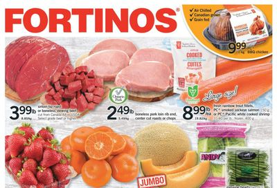 Fortinos Flyer March 11 to 17