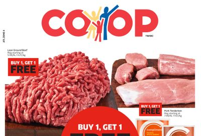 Foodland Co-op Flyer March 11 to 17