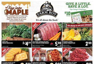 Farm Boy Flyer March 11 to 17