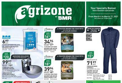 BMR Agrizone Flyer March 4 to 17