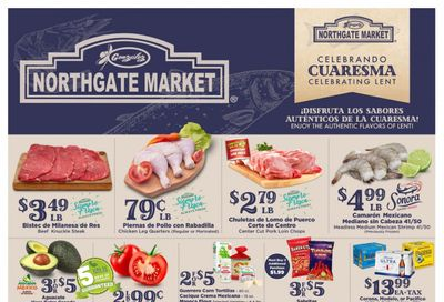 Northgate Market (CA) Weekly Ad Flyer March 10 to March 16