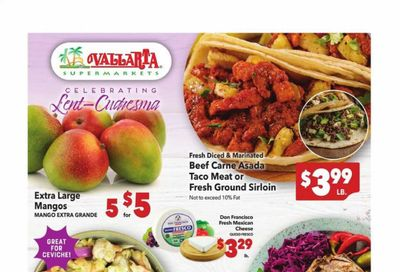 Vallarta (CA) Weekly Ad Flyer March 10 to March 16