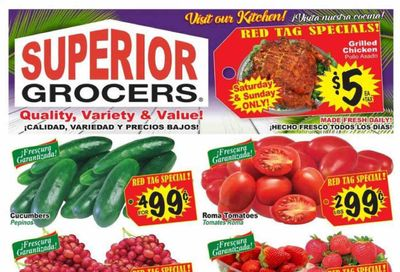 Superior Grocers Weekly Ad Flyer March 10 to March 16