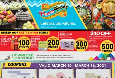 Fiesta Foods SuperMarkets Weekly Ad Flyer March 10 to March 16