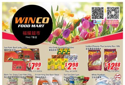 WinCo Food Mart (HWY 7) Flyer March 11 to 17