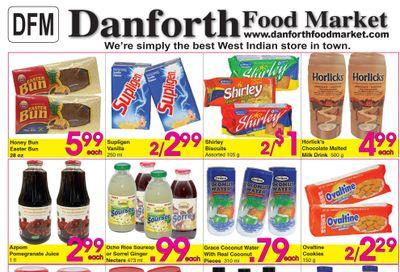 Danforth Food Market Flyer March 11 to 17