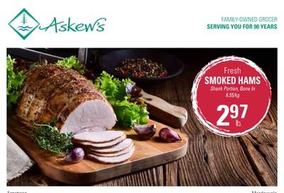 Askews Foods Flyer October 13 to 19
