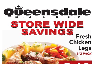 Queensdale Market Flyer February 24 to March 1