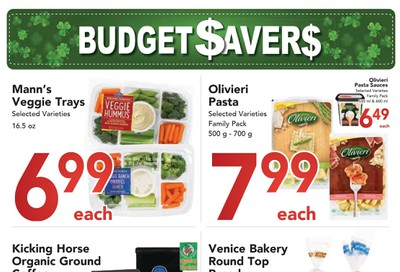 Queensdale Market Budget Savers Flyer February 23 to March 28