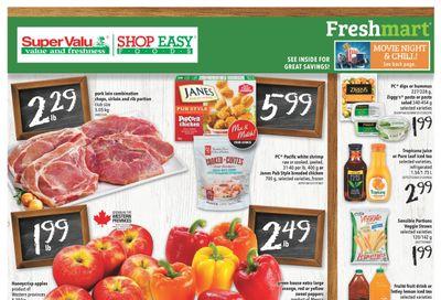 Shop Easy & SuperValu Flyer March 12 to 18