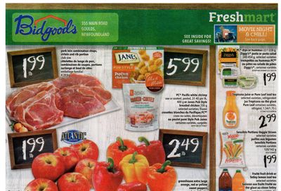 Bidgood's Flyer March 11 to 17