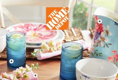 The Home Depot Weekly Ad Flyer March 8 to April 7