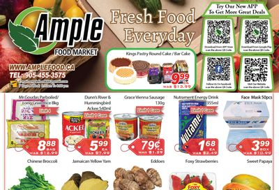 Ample Food Market Flyer March 12 to 18