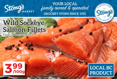 Stong's Market Flyer March 12 to 25