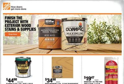 The Home Depot Weekly Ad Flyer March 11 to March 18
